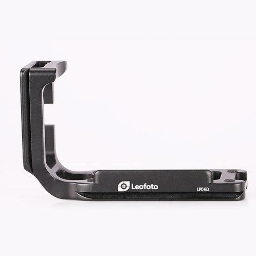 Leofoto LPC-6D L Plate for Canon 6D Camera Body