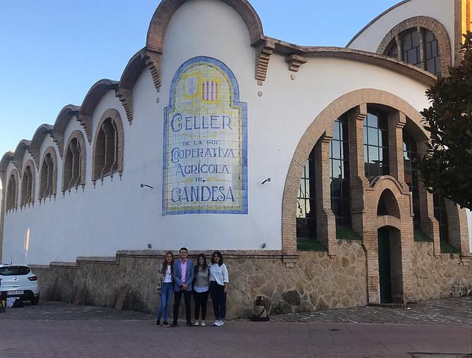 Un viaje a Cooperativa Gandesa