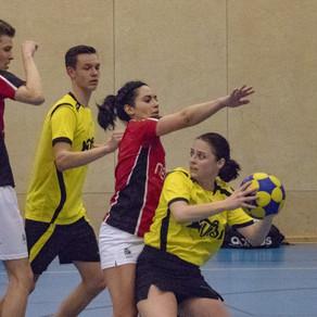 Dominante overwinning voor korfballers sv Conventus