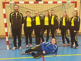 C-team meiden handbal