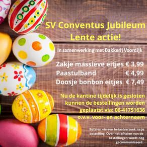 Paasactie bakkerij Voordijk!