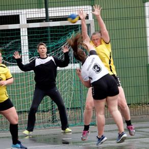 Handballers sv Conventus blijven puntloos bij Vires et Celeritas