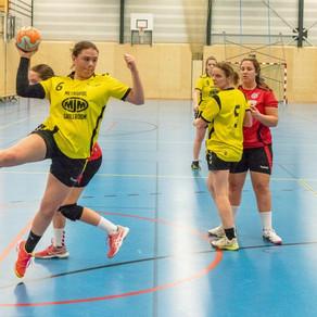 Sterke wedstrijd handbalheren sv Conventus wordt beloond met de overwinning