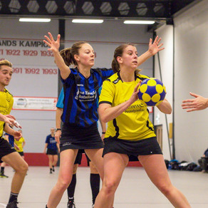 Minimaal aantal doelpunten kost korfballers sv Conventus een overwinning