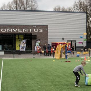 Open jeugddag sv Conventus succesvol verlopen