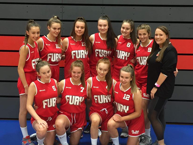 FURY CADETTE WOMAN IN MANCHESTER