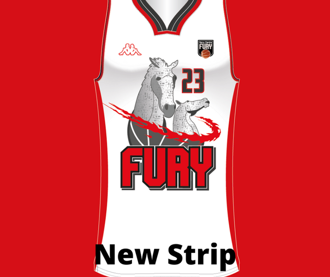 FURY ADD THE KELPIES TO THEIR TEAM LOGO & SIGN NEW KIT DEAL!