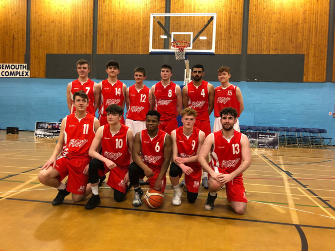 FURY BLAZE TO 3 WINS FROM 4 AT U16/18 MEN