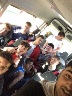 INVERNESS ROAD TRIP FOR CM2 & JM 2 TEAMS