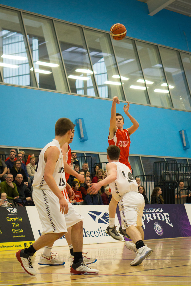 FURY FALL TO SAINTS IN CADET MENS PLAY-OFF FINAL