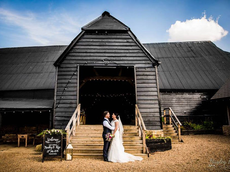 Franky & Kye's Wedding Preview at Manor Farm, Bourn