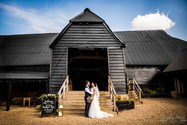 The Garden Barn Wedding