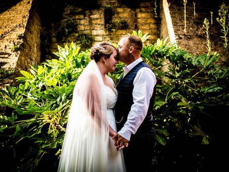 Jessica & Sam's Priory Centre Wedding - A Preview