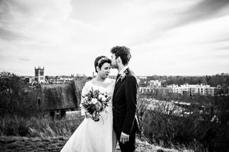 Cambridge City Wedding