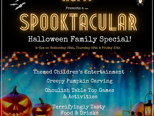 A Halloween Family Special at No.77