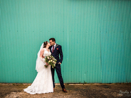 ***Helen & Matt Preview*** Autumnal Wedding at The Thatch Barn, Yelling