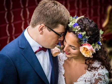 ***Wedding Preview*** Hanaa & Christoph at South Farm