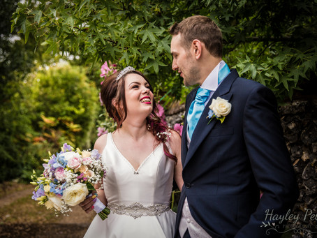 ***Wedding Preview*** Nicola & John at The Barley Town House, Royston