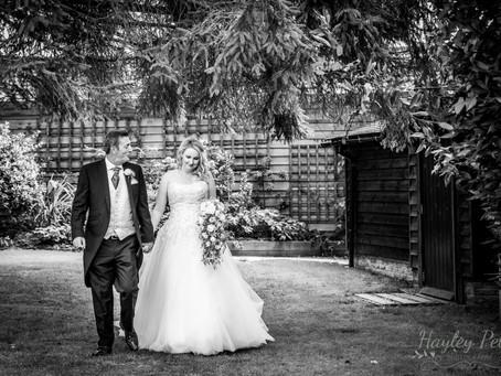 ***Wedding Preview***  Daniela & Steve at The Sheene Mill