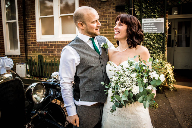 Letchworth Centre Wedding