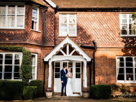 ***Wedding Preview*** Gemma & Matt at The Farmhouse, Redcoats