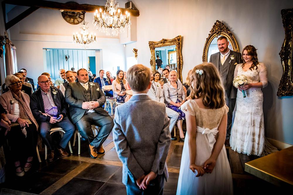 Eltisley Wedding
