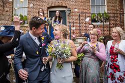 Shortmead House Wedding Confetti