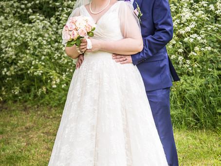 Vintage Inspired  DIY Wedding- Catherine & Bill