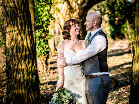 ***Wedding Preview*** Rachel & Will at The Letchworth Centre