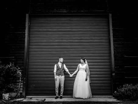 Lucy & Gary's South Farm Wedding Preview