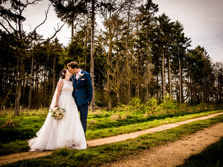 ***Rebecca & Simons Wedding Preview***  at Bassmead Manor Barns