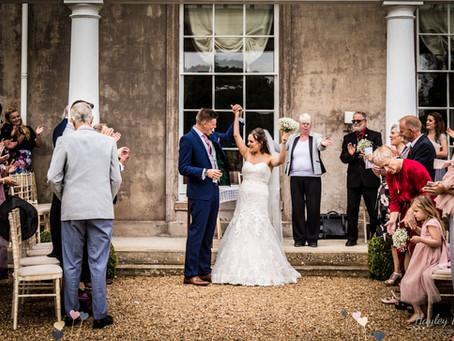 ***Wedding Preview*** Abbi & Josh at Hexton Manor