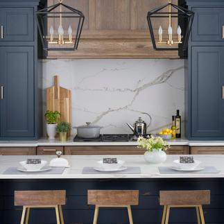 Hickory/Morel Kitchen