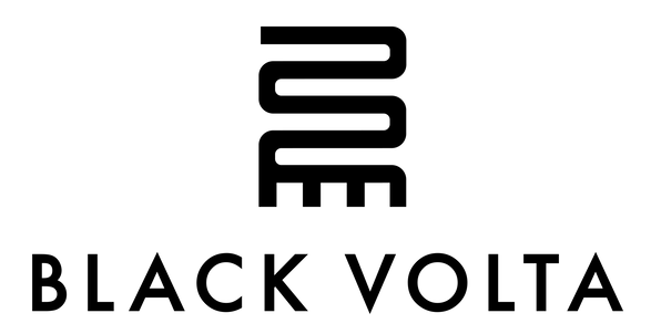 Black Volta logo black.png