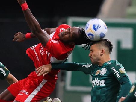 CRB avança para as oitavas de final da Copa do Brasil contra Palmeiras