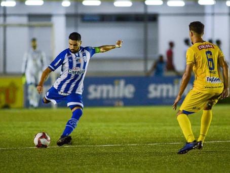 Sem gols e sem Mozart, CSA empata com Aliança no Estádio da UFAL