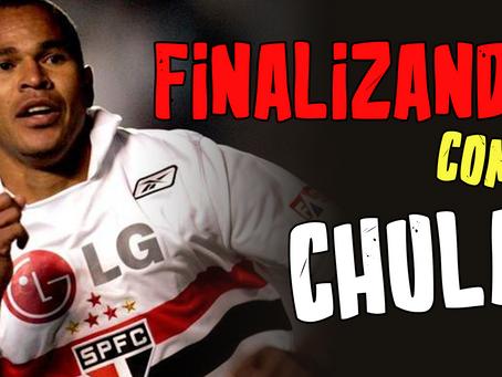 Aloísio Chulapa: ex-jogador, de ídolo do SPFC a mito no Instagram