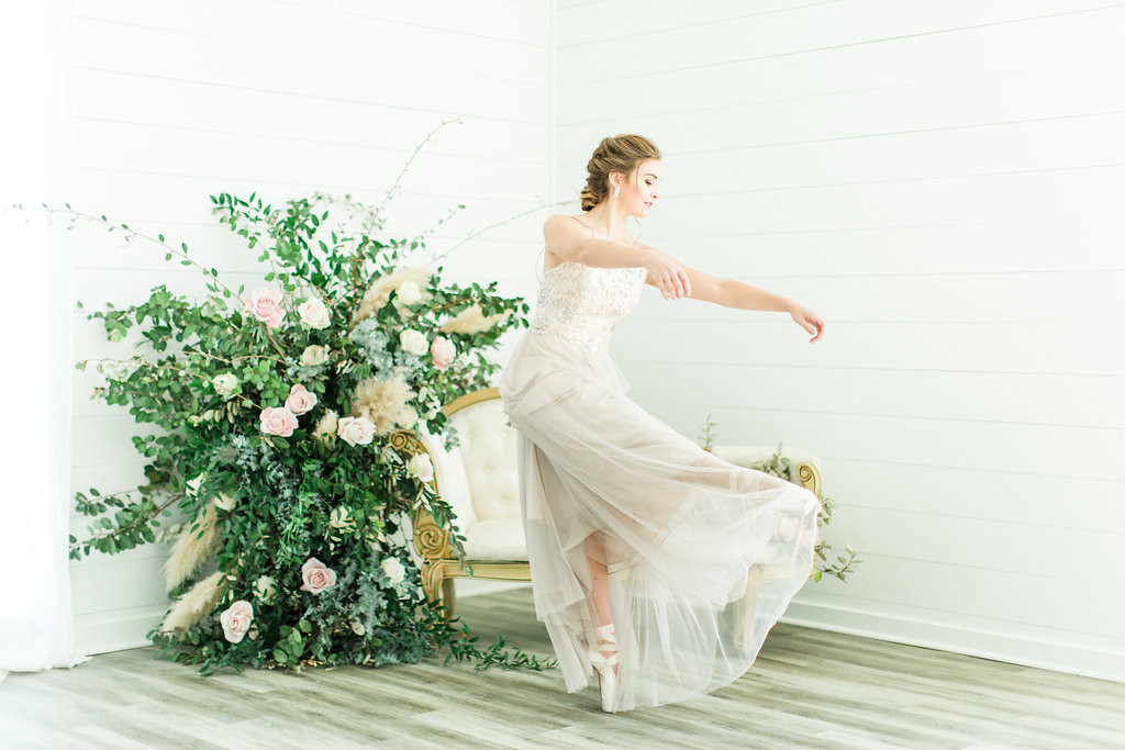 The FarmHouse Ballerina Shoot