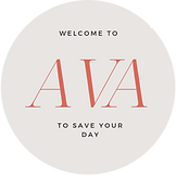 spaced welcome AVA2SYD trans logo circle