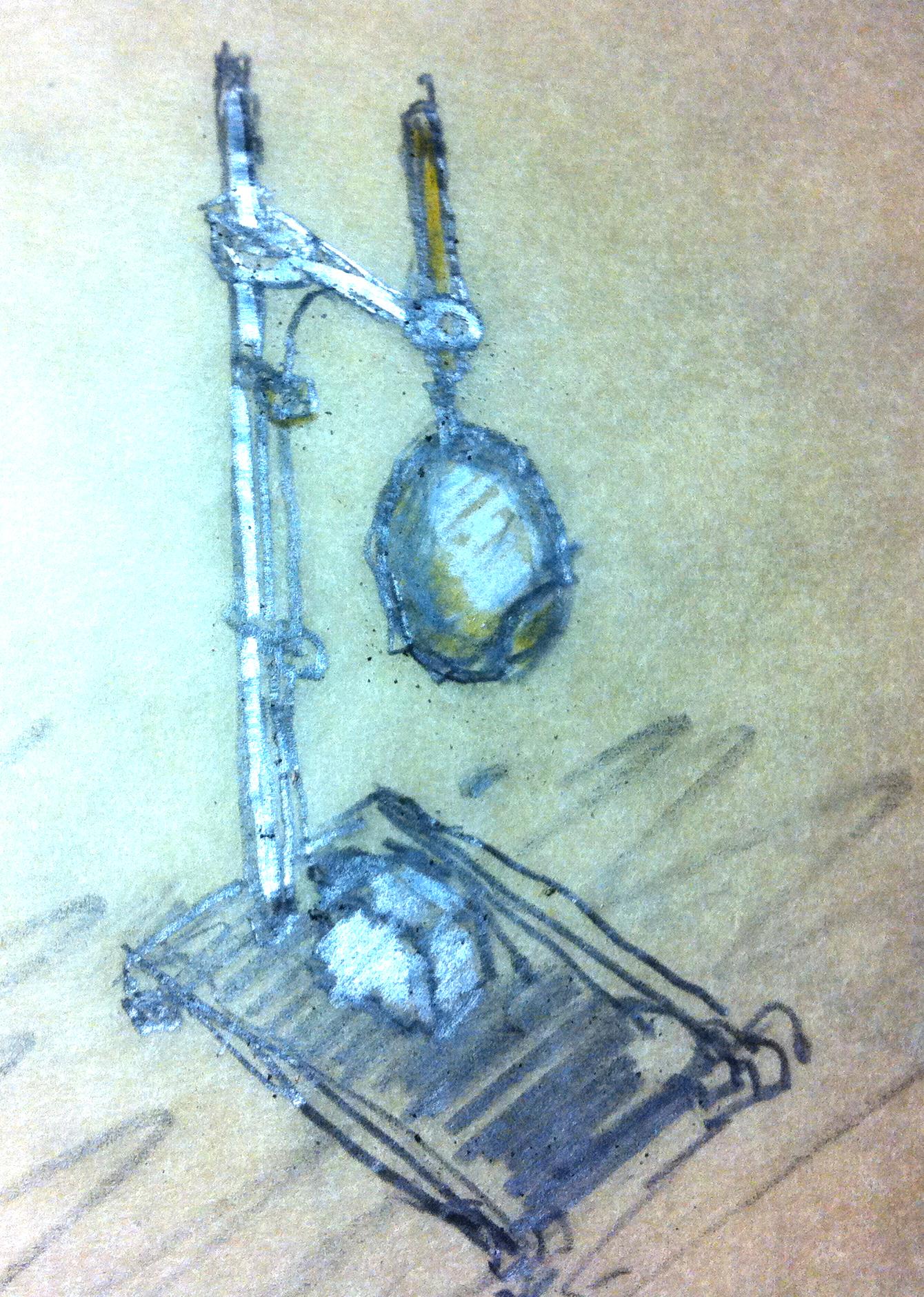 Egg sketch