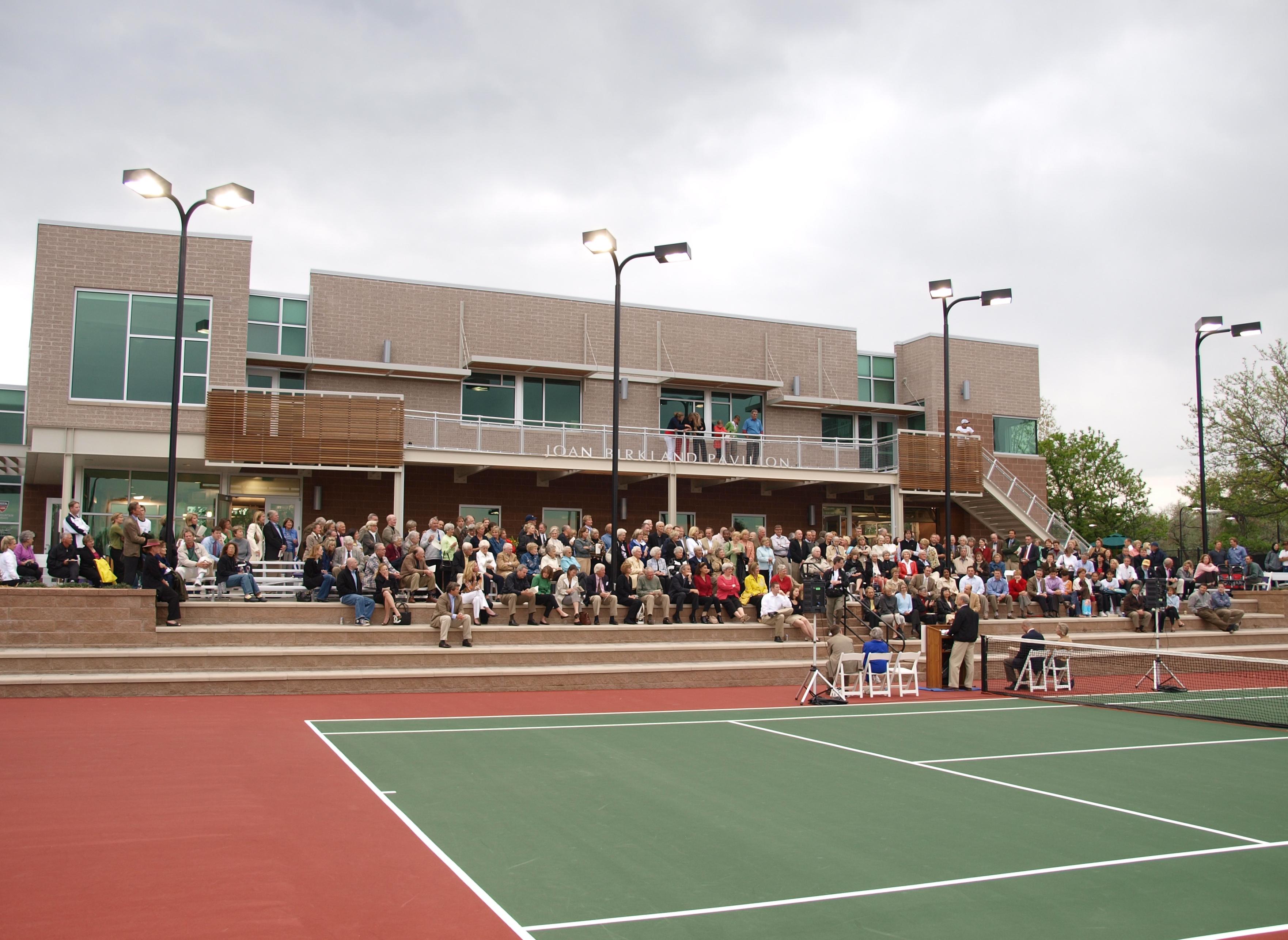 Gates Tennis Center 3