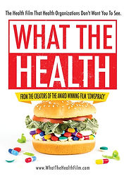 Dr. Ruby Lathon featured in What the Health documentary, produced by Kip Anderson And Keegan Kuhn, executive producer Juaquin Phoenix