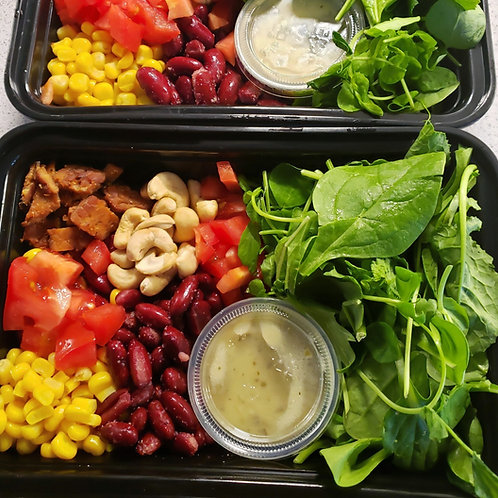 2. Lunch Only, 5-Day Plan (5 Meals)