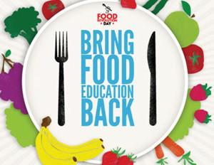 The Food Revolution – I'm Lovin' it!