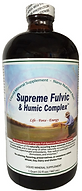 Supreme Fulvic  amp; Humic Complex - 32