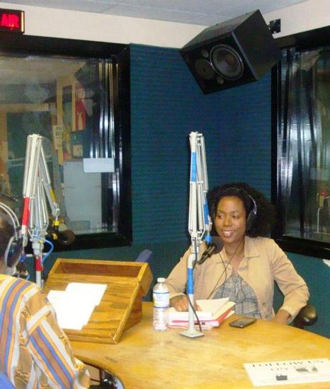 WPFW 89.3 FM Radio Guest