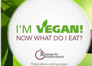 Tis the Season to Go Vegan!