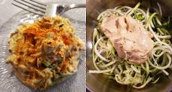 Zucchini Noodles Cashew Creme