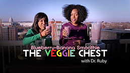 The Veggie Chest Vegan Cooking Show