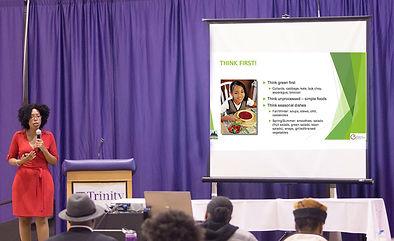 vegan dietitian holistic nutritionist programs courses washington dc